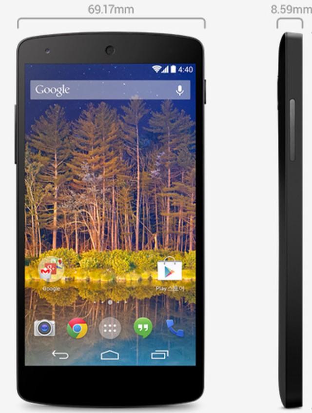 Nexus5size